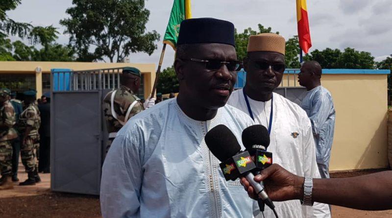 DG ANAC Mamadou Oumar BA