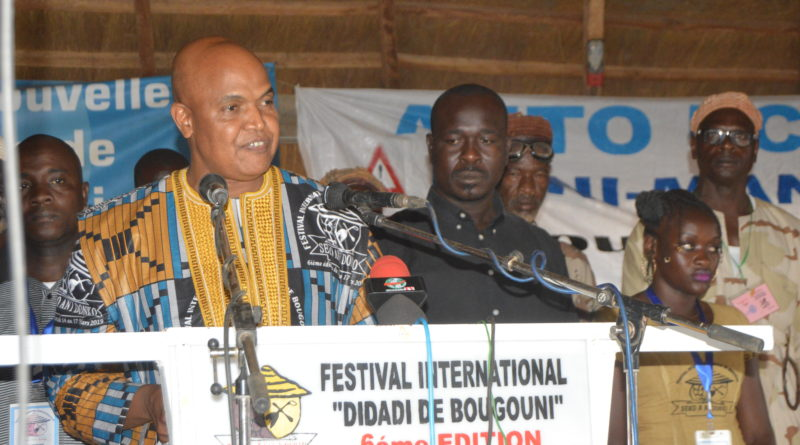 Seydou Coulibably Festival Didadi