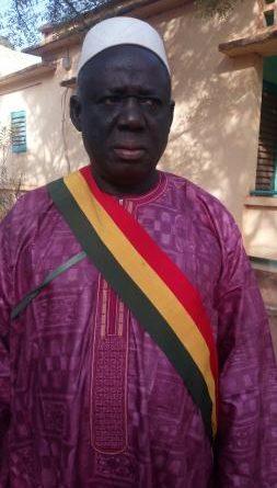 Youssouf KONE, ancien maire Kolondiéba